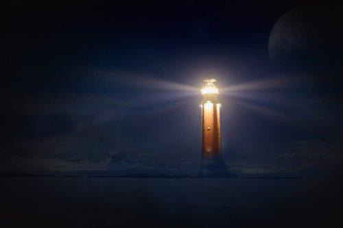 Sharing the light of inspiration